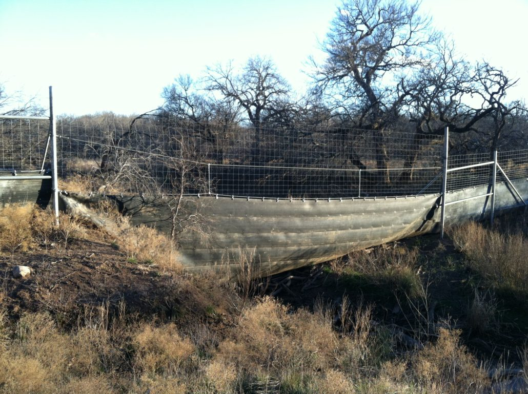 Water Gap Fence Solution For Farm Amp Ranch Tejas Ranch