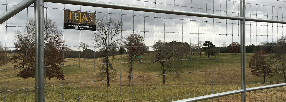 High Fence Land Services