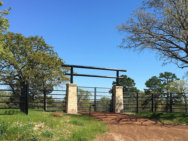 Ranch Fence Contractor Amp Land Services Athens Texas