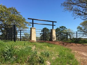 Custom Ranch Gates