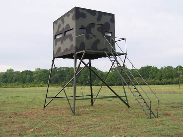 Top Quality Hunting Amp Deer Blinds By Tejas Ranch Fence
